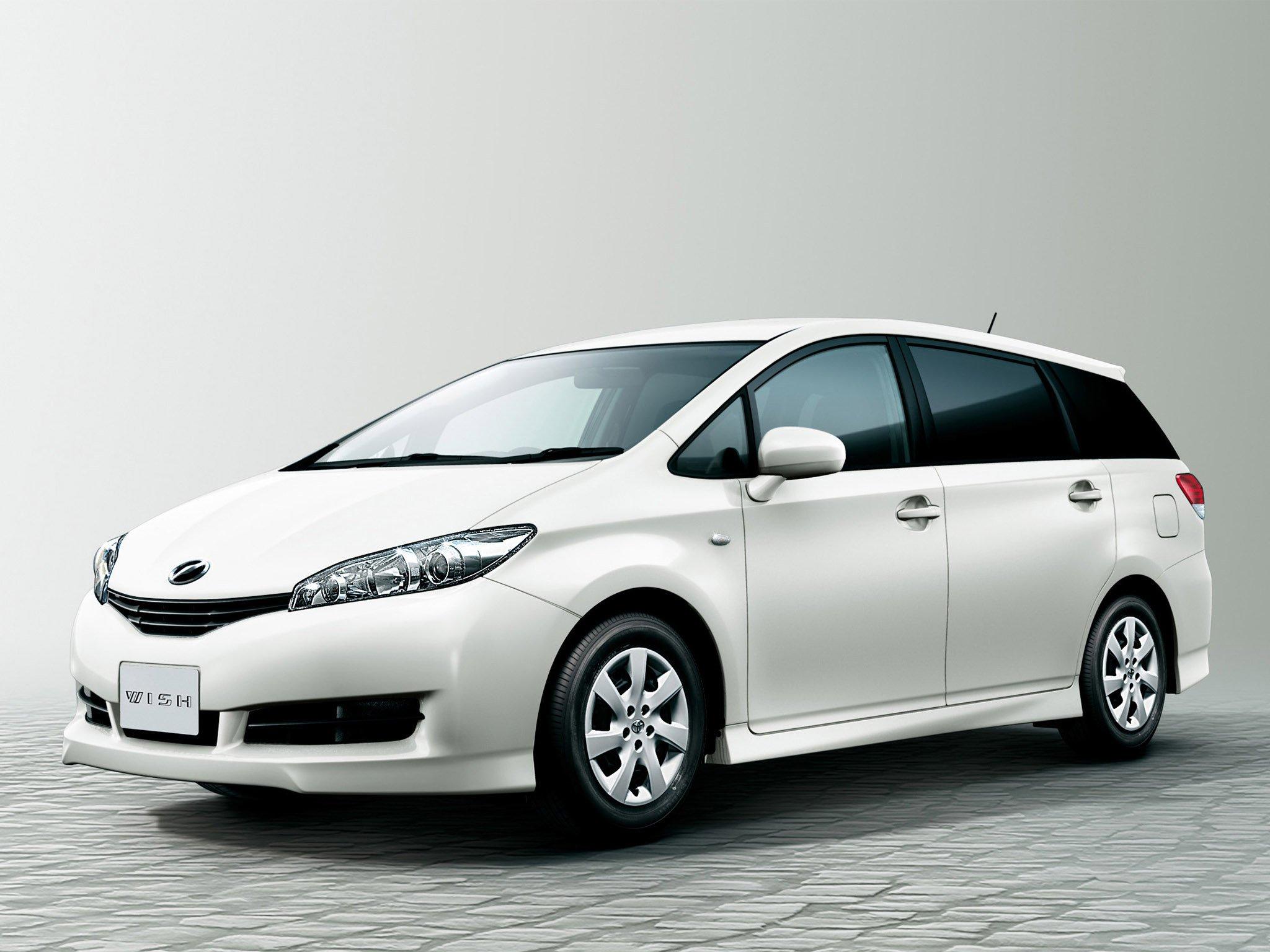 Сколько масла в вариатор Toyota Wish